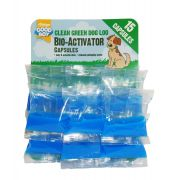 Clean Green Dog Loo Capsules Activateur Bio