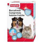 Beaphar Comprimés pour chien et chat haleine fraîche Buccafresh