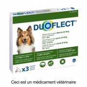Duoflect Pipettes Antiparasitaires Chien 20 – 40 kg