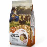 Duvo+ Grains Mix Poussin & Caille, vue de face