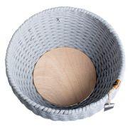 Duvo+ Panier Oyster en corde de coton pour chien et chat
