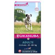 Eukanuba Chien Adulte Grande Race Saumon & Orge