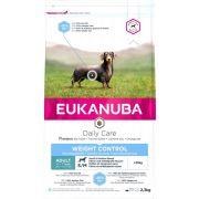 Eukanuba Daily Care Chien Adulte Small/Medium Contrôle du Poids Poulet