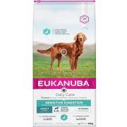 Eukanuba Daily Care Chien Adulte Digestion Sensible Poulet