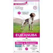 Eukanuba Daily Care Chien Adulte Travail & Endurance Poulet