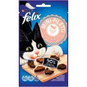 Felix Mini Filetti Chat - Poulet & Saumon