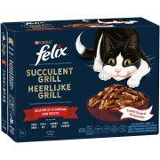 Felix Succulent Grill Chat - Sélection Campagne