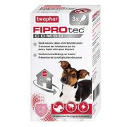 FIPROtec Combo pipettes antiparasitaire petit chien
