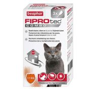 FIPROtec Combo pipettes antiparasitaire chat