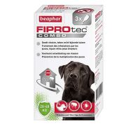 FIPROtec Combo pipettes antiparasitaire grand chien