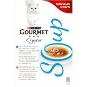 Gourmet Crystal Soup Chat - Thon