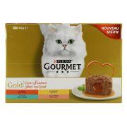Gourmet Gold Chat Cœur Fondant