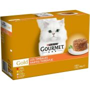 Gourmet Gold Chat - Les Timbales