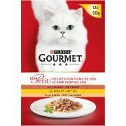 Gourmet Mon Petit Chat Volaille