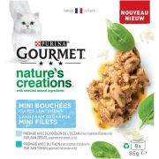 Gourmet Nature's Creations Chat - Poisson & Thon