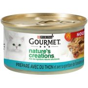 Gourmet Nature's Creations Chat - Thon