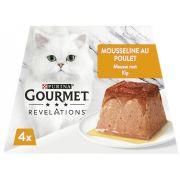 Gourmet Revelations Mousseline au Poulet pour chat