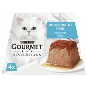 Mousseline au thon Gourmet Revelations pour chat