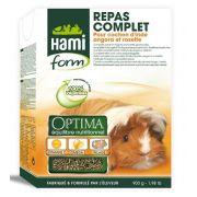 Hami Form Repas Complet Optima Cochon d'Inde Poils Longs/Rosette