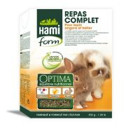 Hami Form Repas Complet Optima Lapin Poils Longs/Angora