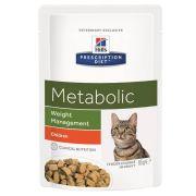 Hill's Prescription Diet Feline Metabolic Advanced Weight Solution – Sachets
