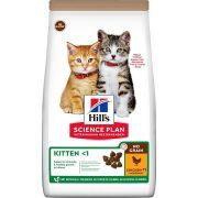 Hill's Science Plan No Grain au Poulet, pour chaton
