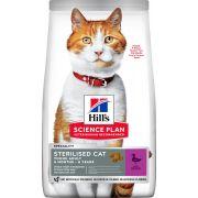 Sac Hill's Science Plan au Canard pour chat adulte stérilisé