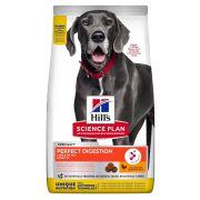 Croquettes Hill's Science Plan Perfect Digestion pour chien de grande race