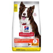 Croquettes Hill's Science Plan Perfect Digestion pour chien de taille moyenne