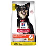 Croquettes Hill's Science Plan Perfect Digestion pour chien adulte de petite taille