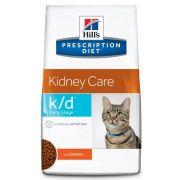 Croquettes Hill's Prescription Diet K/D Early Stage Kidney Care, pour chat