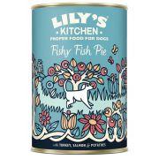 Lily's Kitchen Assiette du Pêcheur Chien Adulte Poisson