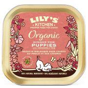 Lily's Kitchen Recette Bio Chiot Poulet
