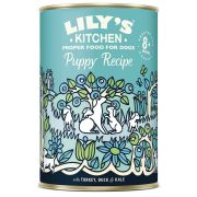 Lily's Kitchen Chiot Dinde Canard Chou kale