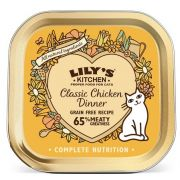 Lily's Kitchen Chat Adulte Classic Chicken Dinner