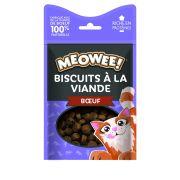 Meowee! Chat Cookies Bœuf