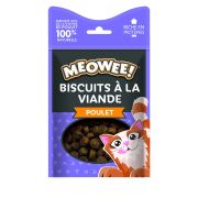 Meowee! Chat Cookies Poulet