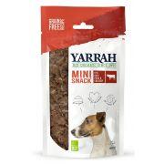 Yarrah Chien Mini Snack Sans Céréales Viande Bio