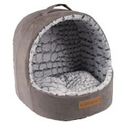 Mpets Snake Suede Bed Cushion