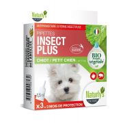 Naturly's Chiot/Mini Chien Pipettes Insect Plus Bio