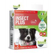 Naturly's Chien Medium Pipettes Insect Plus Bio