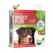 Naturly's Grand Chien Pipettes Insect Plus Bio