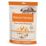 Nature's Variety Meat Cubes Chien Adulte Poulet