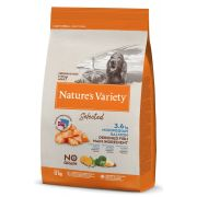 Nature's Variety Selected Chien Medium/Maxi Adulte Saumon