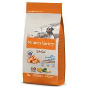 Nature's Variety Selected Chien Mini Adulte Saumon