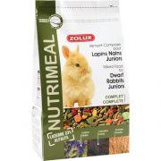Nutrimeal Alimentation Lapin Nain Junior