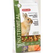 Nutrimeal Alimentation Lapin Nain Adult