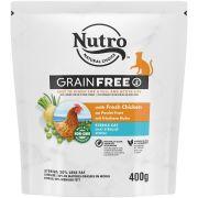 Nutro Grain Free Chat Stérilisé Poulet