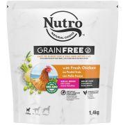 Nutro Grain Free pour chien de petite taille, au poulet