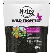 Nutro Wild Frontier Chat Dinde & Poulet, sachet 400 g